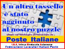 A TUTTI I DIPENDENTI DI POSTE ITALIANE