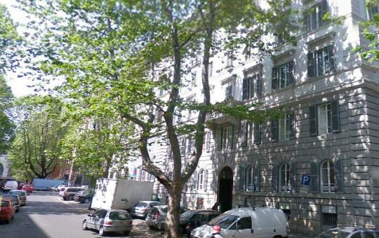 Sede confederale Roma Via Del Castro Pretorio, 30